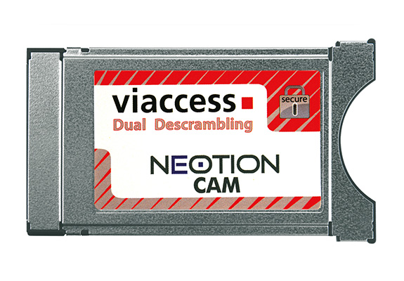 Viaccess Secure CI-Modul